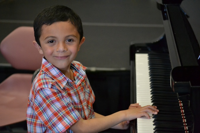 Piano Recital 2012